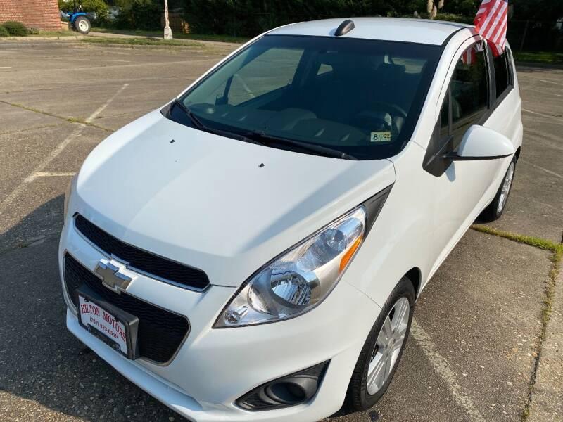 2015 Chevrolet Spark for sale at Hilton Motors Inc. in Newport News VA