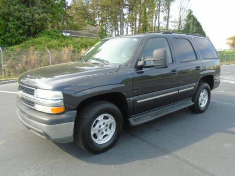 2004 Chevrolet Tahoe for sale at Atlanta Auto Max in Norcross GA