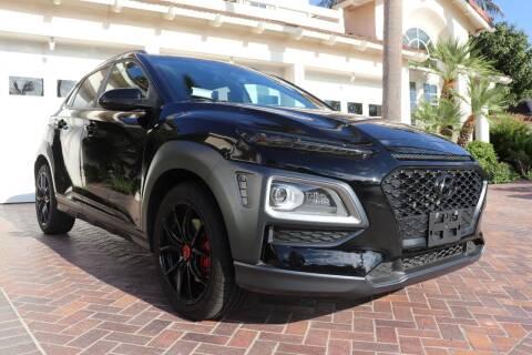 2021 Hyundai Kona for sale at Newport Motor Cars llc in Costa Mesa CA