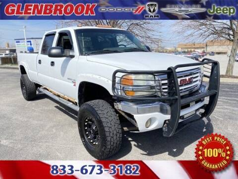 2004 GMC Sierra 2500HD for sale at Glenbrook Dodge Chrysler Jeep Ram and Fiat in Fort Wayne IN