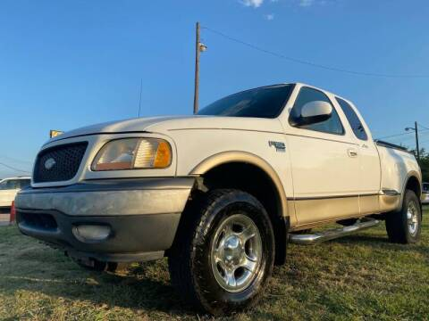 2000 Ford F-150 for sale at Cash Car Outlet in Mckinney TX