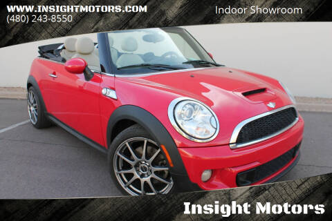 2011 MINI Cooper for sale at Insight Motors in Tempe AZ