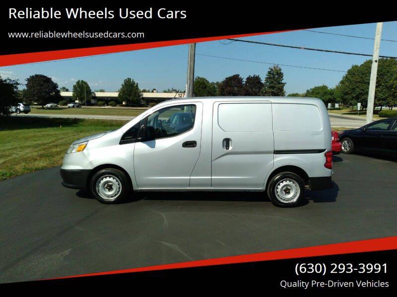 2015 Chevrolet City Express Cargo for sale at Reliable Wheels Used Cars in West Chicago IL