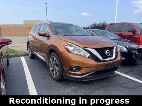 2015 Nissan Murano for sale at Jeff Drennen GM Superstore in Zanesville OH