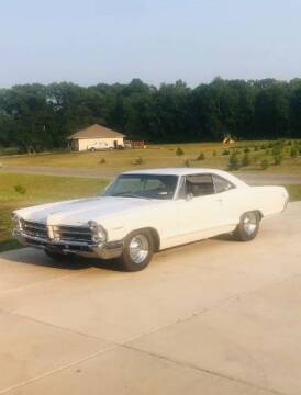 1965 Pontiac Catalina for sale at Classic Car Deals in Cadillac MI