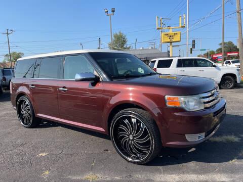 2009 Ford Flex for sale at Figueroa Auto Sales in Joliet IL