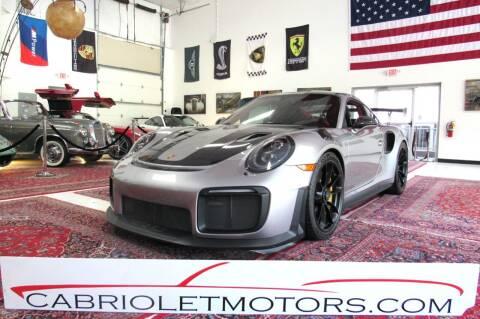 2019 Porsche 911 for sale at Cabriolet Motors in Morrisville NC