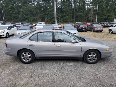1999 Oldsmobile Intrigue for sale at WILSON MOTORS in Spanaway WA