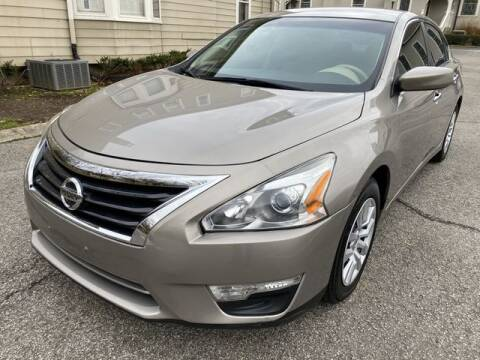 2014 Nissan Altima for sale at Falls City Motorsports in Louisville KY