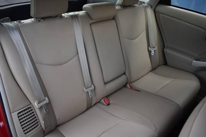 2015 Toyota Prius Four 4dr Hatchback full