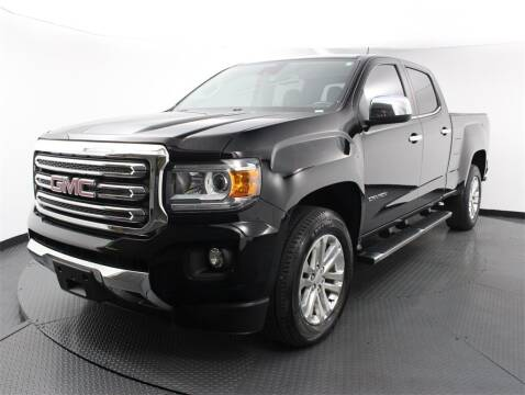 2017 GMC Canyon for sale at Florida Fine Cars - West Palm Beach in West Palm Beach FL