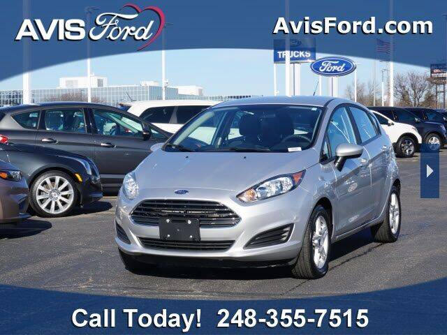 2018 Ford Fiesta for sale at Work With Me Dave in Southfield MI