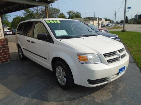 2008 Dodge Grand Caravan for sale at DISCOVER AUTO SALES in Racine WI