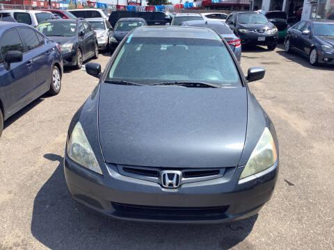 2003 Honda Accord for sale at GPS Motors in Denver CO