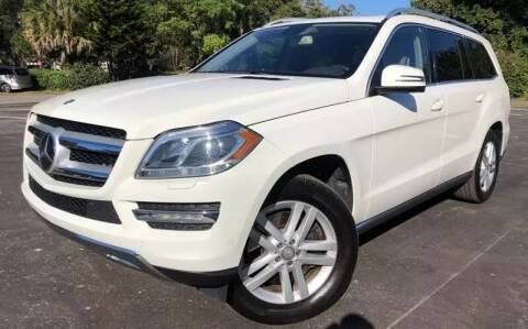 2013 Mercedes-Benz GL-Class for sale at Consumer Auto Credit in Tampa FL