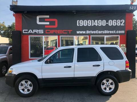 2005 Ford Escape for sale at Cars Direct in Ontario CA