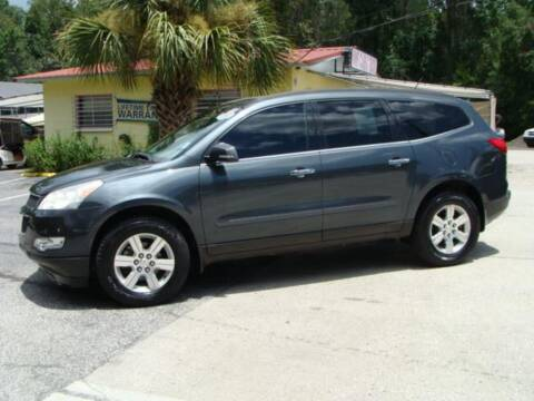 2010 Chevrolet Traverse for sale at VANS CARS AND TRUCKS in Brooksville FL