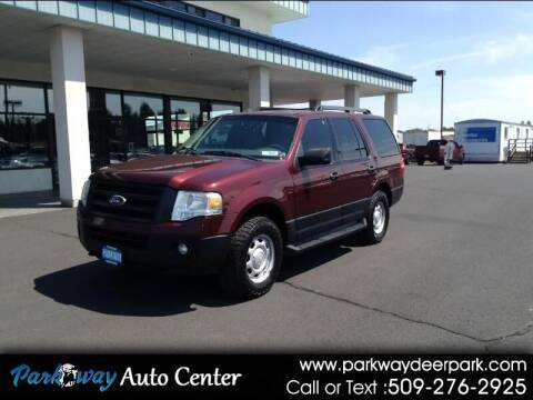 2010 Ford Expedition for sale at PARKWAY AUTO CENTER AND RV in Deer Park WA