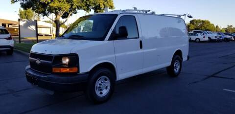 2010 Chevrolet Express Cargo for sale at Cars R Us in Rocklin CA