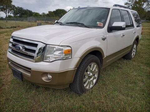 2011 Ford Expedition for sale at LA PULGA DE AUTOS in Dallas TX