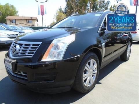 2013 Cadillac SRX for sale at Centre City Motors in Escondido CA