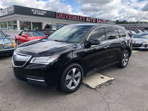2016 Acura MDX for sale at DriveSmart Auto Sales in West Chester OH