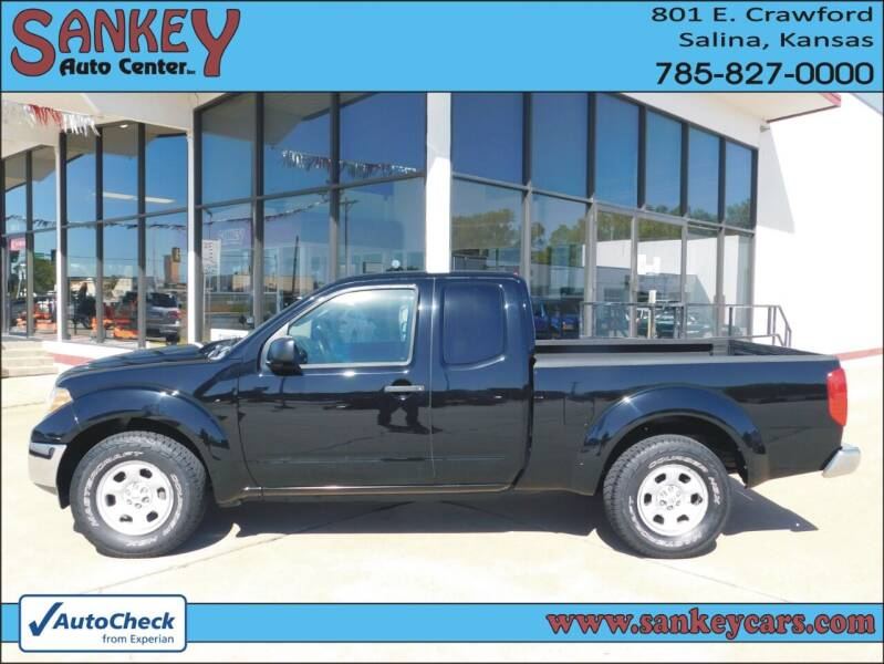 2009 Nissan Frontier for sale at Sankey Auto Center, Inc in Salina KS