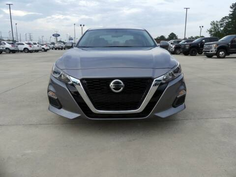 2019 Nissan Altima for sale at Billy Ray Taylor Auto Sales in Cullman AL