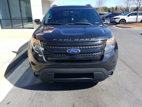 2015 Ford Explorer for sale at Lou Sobh Kia in Cumming GA