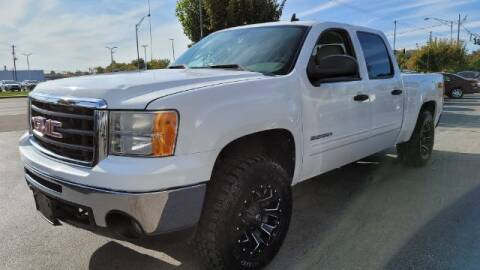2010 GMC Sierra 1500 for sale at Tri City Auto Mart in Lexington KY