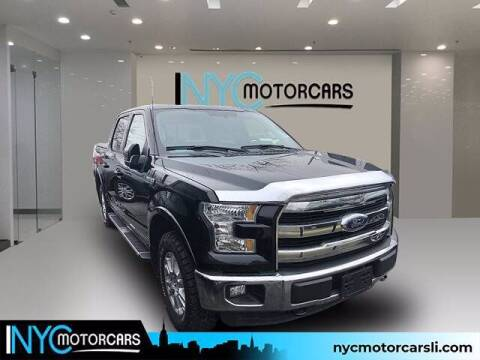 2016 Ford F-150 for sale at NYC Motorcars in Freeport NY