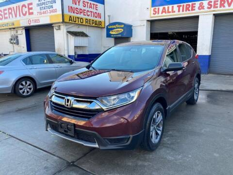 2018 Honda CR-V for sale at US Auto Network in Staten Island NY