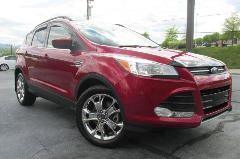 2016 Ford Escape for sale at Tilleys Auto Sales in Wilkesboro NC