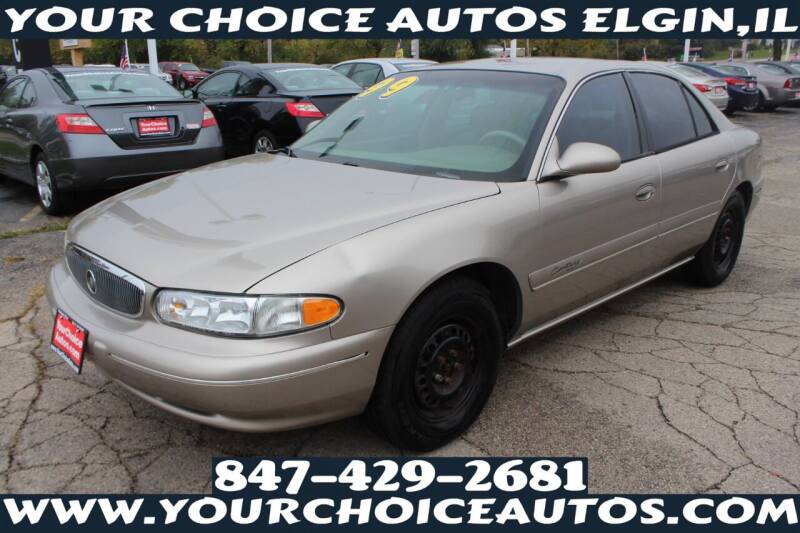 1999 Buick Century for sale at Your Choice Autos - Elgin in Elgin IL