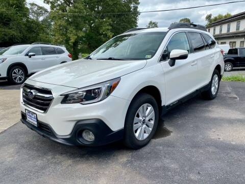 2018 Subaru Outback for sale at SETTLE'S CARS & TRUCKS in Flint Hill VA