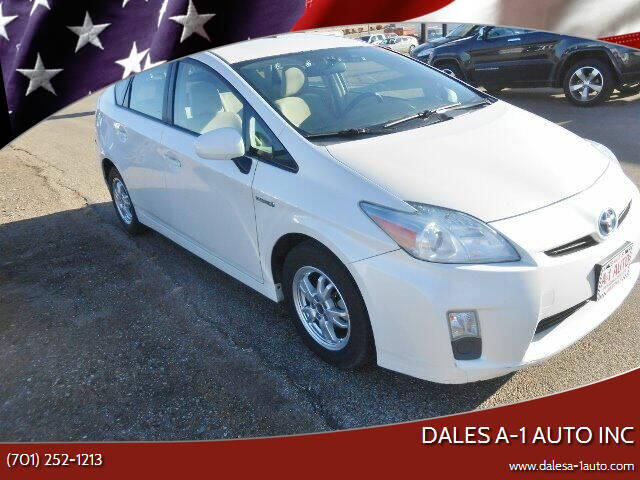 2010 Toyota Prius for sale at Dales A-1 Auto Inc in Jamestown ND