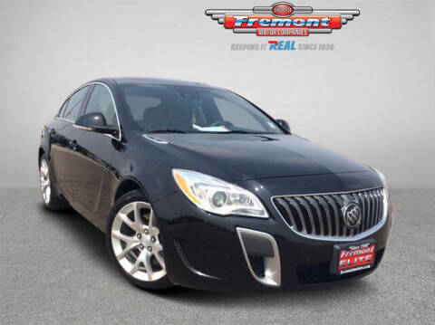 2017 Buick Regal for sale at Rocky Mountain Commercial Trucks in Casper WY