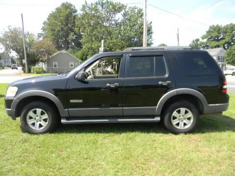 2006 Ford Explorer for sale at SeaCrest Sales, LLC in Elizabeth City NC