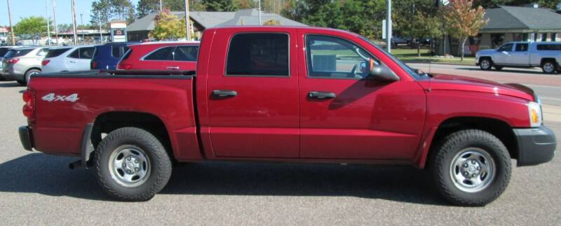 2006 Dodge Dakota for sale at The AUTOHAUS LLC in Tomahawk WI