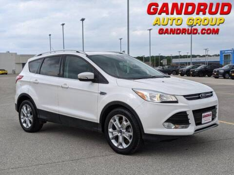 2015 Ford Escape for sale at Gandrud Dodge in Green Bay WI
