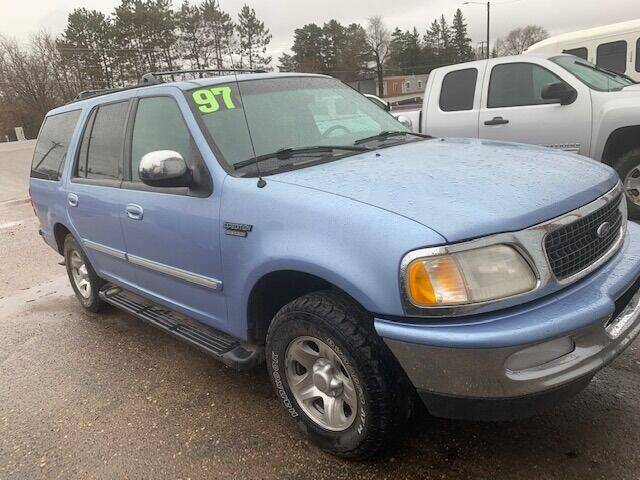 1997 Ford Expedition for sale at Four Boys Motorsports in Wadena MN