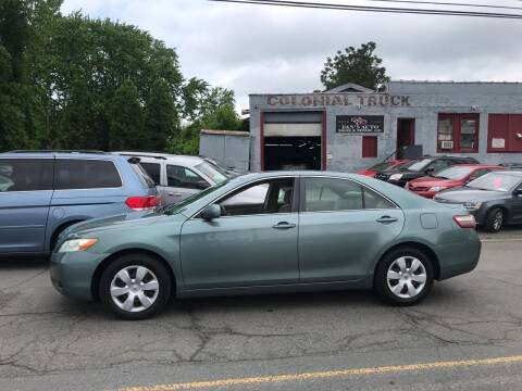 2008 Toyota Camry for sale at Dan's Auto Sales and Repair LLC in East Hartford CT