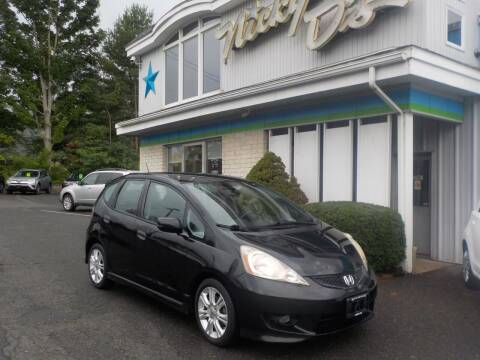 2010 Honda Fit for sale at Nicky D's in Easthampton MA