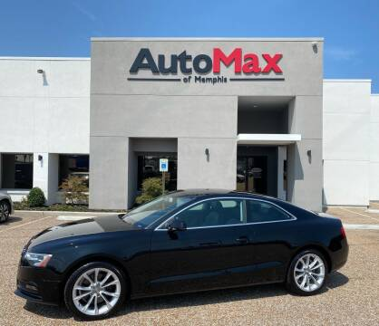 2013 Audi A5 for sale at AutoMax of Memphis in Memphis TN