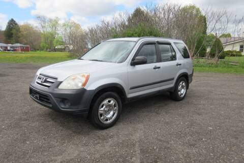2005 Honda CR-V for sale at Clearwater Motor Car in Jamestown NY
