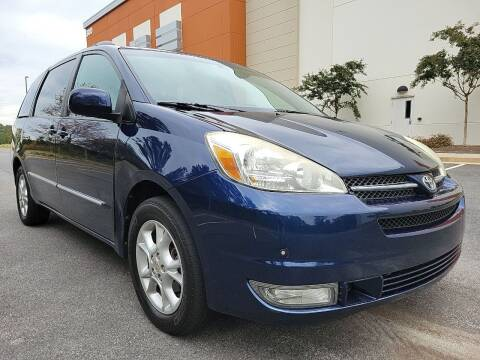 2004 Toyota Sienna for sale at ELAN AUTOMOTIVE GROUP in Buford GA