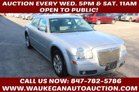 2007 Chrysler 300 for sale at Waukegan Auto Auction in Waukegan IL