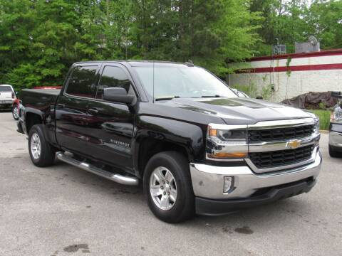 2016 Chevrolet Silverado 1500 for sale at Discount Auto Sales in Pell City AL