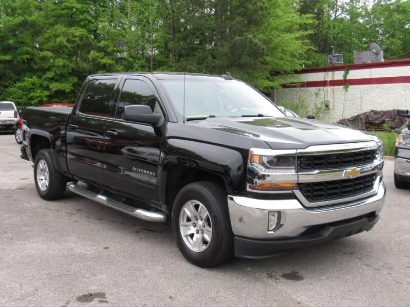 2016 Chevrolet Silverado 1500 for sale at Discount Auto Sales in Pell City AL