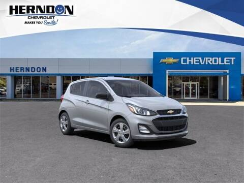 2021 Chevrolet Spark for sale at Herndon Chevrolet in Lexington SC